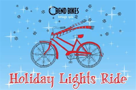 lights ride 3rd annual lights ride bend bikes