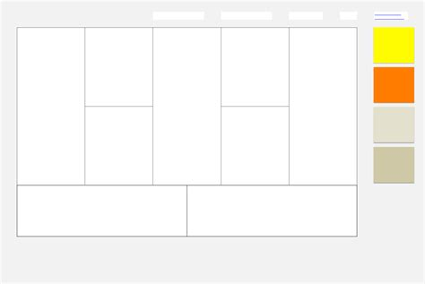 download business model canvas template excel for free