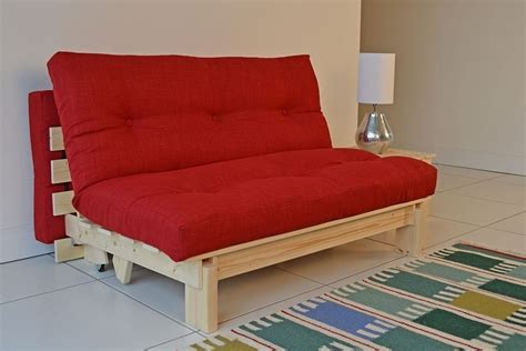 red futons value city futon