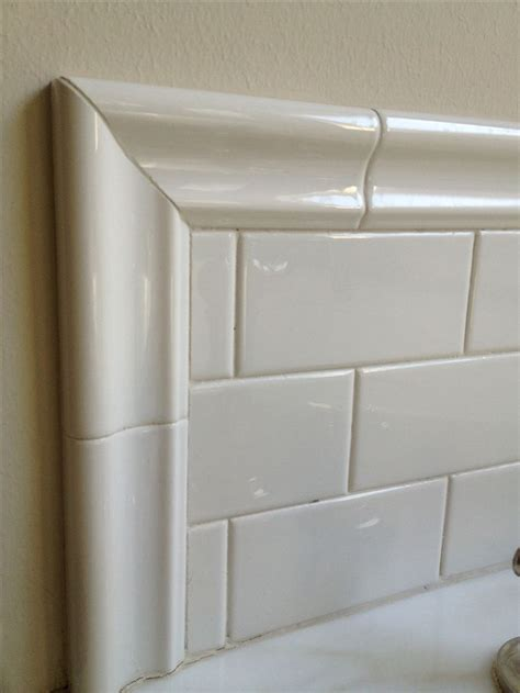 bathroom tile trim ideas 76 best courtney project images on pinterest