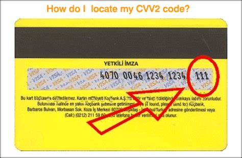 Sle Credit Card Number With Cvv2 Code Cvv2 What S This