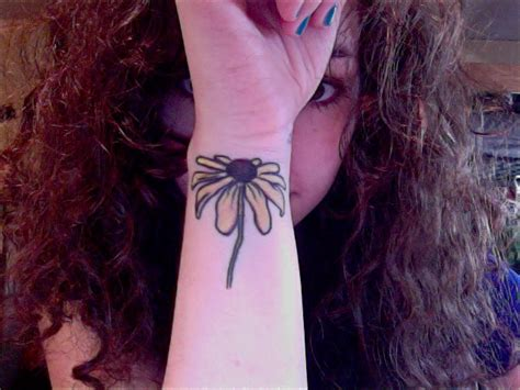 black eyed susan tattoo black eyed susan my style black