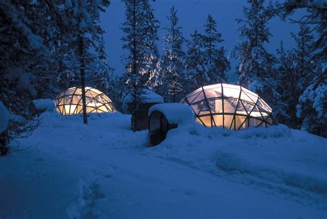 northern lights iceland igloo igloo village thought rot