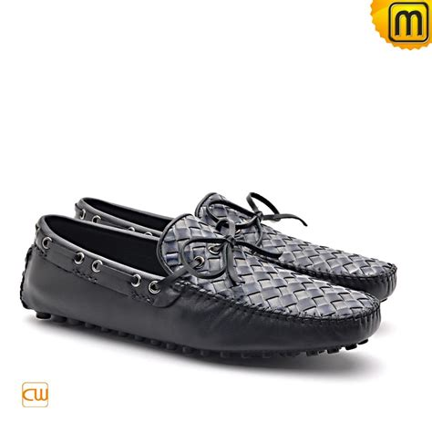 mens leather driving loafers mens leather driving loafers shoes cw712037