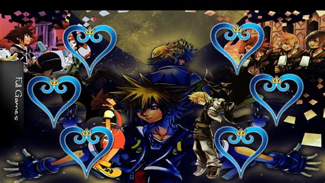 themes kingdom kingdom hearts ps vita wallpapers free ps vita themes