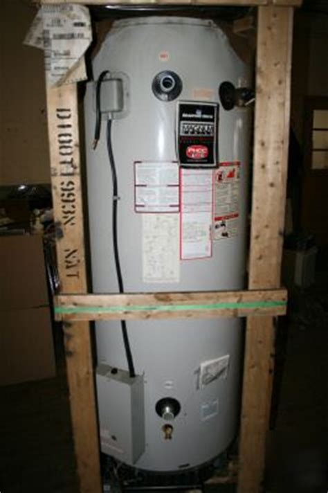 bradford white  gal ng commercial hot water heater