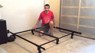 instamatic bed frame leggett and platt instamatic bed frame with wheels review