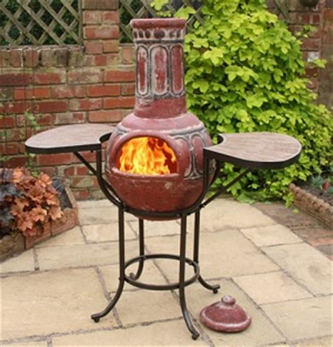 chiminea seating area home interior design themes part 22