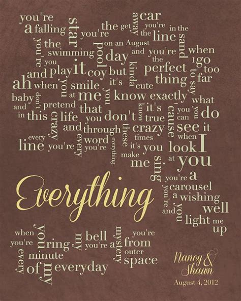25 best ideas about everything michael buble lyrics on