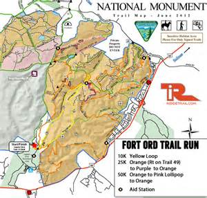 fort ord trail run february 4 2017