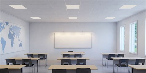 lighting for classrooms fagerhult international