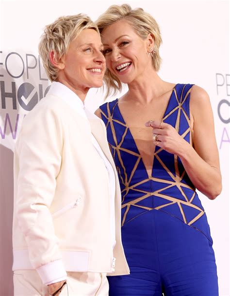 Ellen Degeneres Sweepstakes - ellen degeneres and her wife portia de rossi see their cutest photos closer weekly
