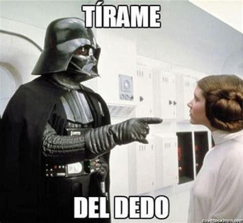 Memes De Star Wars - la fuerza es intensa en estos memes de star wars