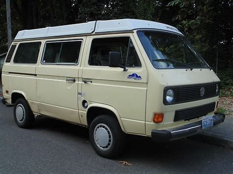 all car manuals free 1984 volkswagen vanagon windshield wipe control purchase used 1984 volkswagen westfalia all original in seattle washington united states