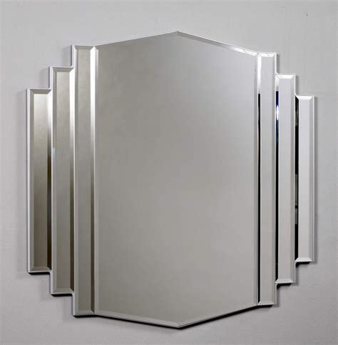 Art Deco Mirror Art Deco Pinterest Deco Bathroom Mirror
