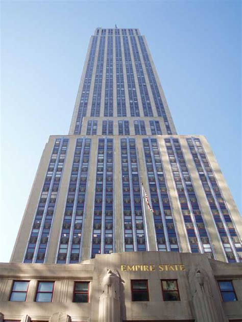 ny skyscrapers empire state building new york e architect