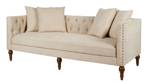 chenille chesterfield sofa chenille fabric wooden chesterfield sofa beige