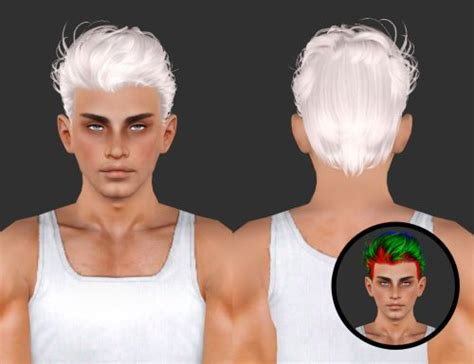 sims 3 male cc 17 best images about ts3 cc hairs finds male hairs on