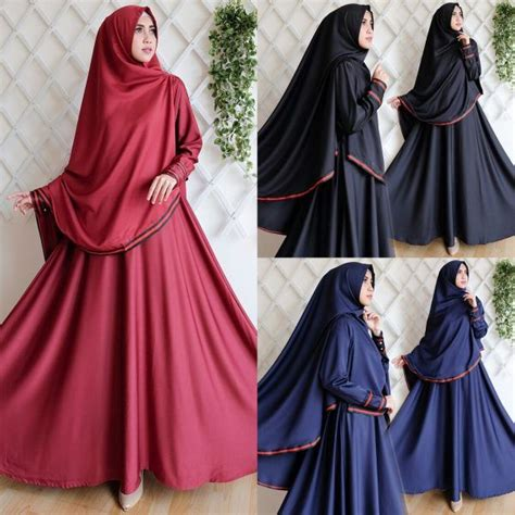 Shifa Syar I F A 17 best images about baju muslim on models polos and satin