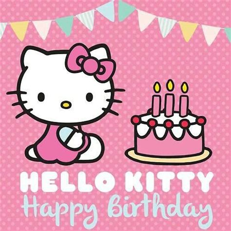 printable birthday cards hello kitty 1000 images about my hello kitty stuff on pinterest