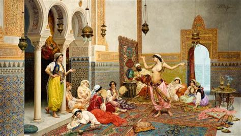 the ottoman harem how harems require stupidity to function moe sucks