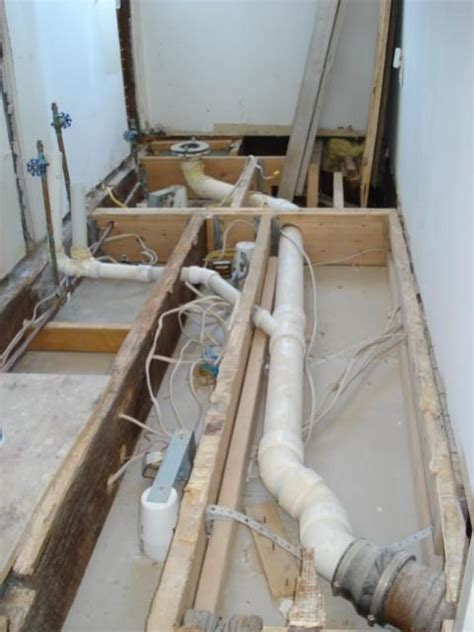 bathroom plumbing venting toilet upstream of lav how to vent page 2 tuber 237 a y