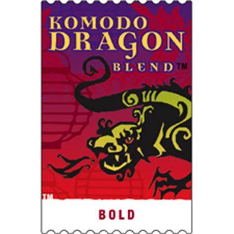 starbucks komodo dragon blend coffee