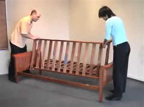 How To Take Apart A Futon Frame by How To Take Apart A Futon Fame Bronze Series By And Day