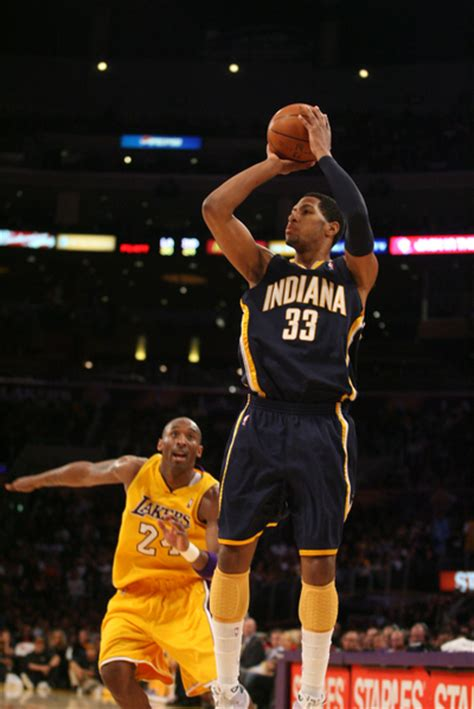 Danny Granger by Warriors Pacers Realgm
