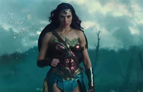film wonder woman highly anticipated wonder woman 2017 trailer released