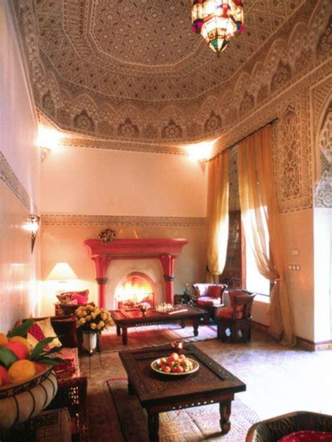 Marokkanische Einrichtung by 22 Marokkanische Wohnzimmer Deko Ideen Einrichtungsstil