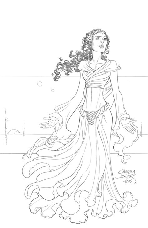 star wars queen amidala coloring page free coloring pages of star wars padme