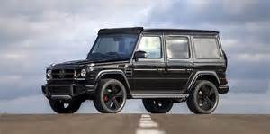 Mercedes G Wagon The G Cross Hofele Design Mercedes G Wagon