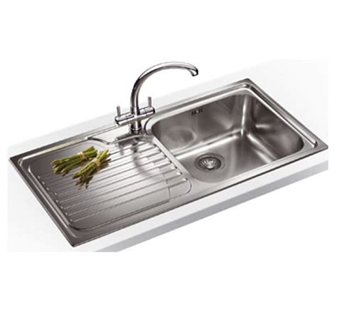 franke galassia gax 611 stainless steel sink appliance