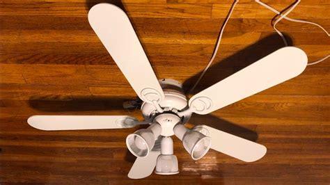 hton bay carousel ii ceiling fan hton bay carousel ii ceiling fan 44 quot white blades