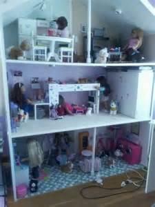american doll house kassidys ag dollhouse