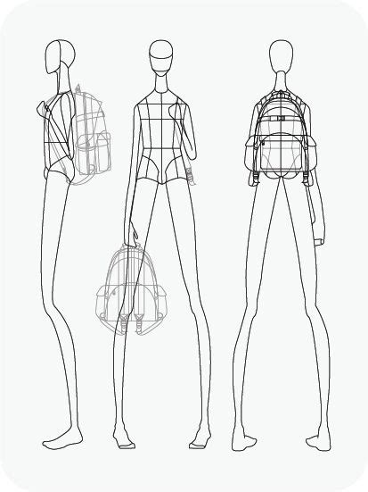 fashion designer drawing template fashion design figure drawing templates 11 photos