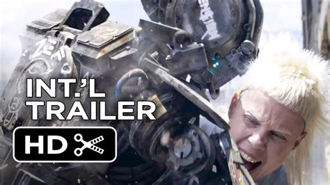 film robot chappie full movie chappie official uk trailer 1 2015 hugh jackman