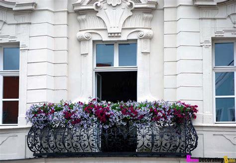 Hanging Planters For Balcony by Diy Balcony Decor Home Garden Design
