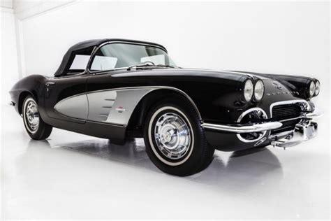 automobile air conditioning service 1961 chevrolet corvette interior lighting 1961 chevrolet corvette triple black 4 spd a c manual convertible for sale chevrolet corvette