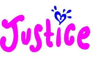 justice store logo gallery