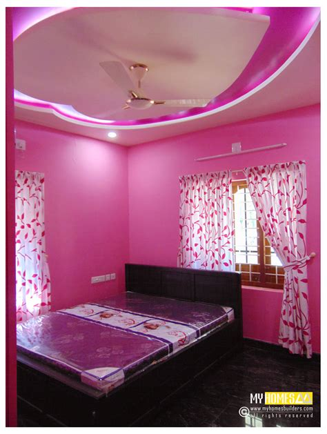 Home Interior Designers In Thrissur by Kerala Bedroom Interior Designs Best Bed Room Interior