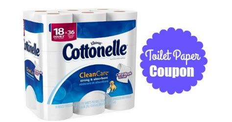 viva cottonelle coupons save  toilet paper southern savers