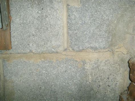 cinder block cracks basement toppselect