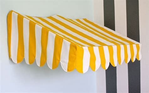 make an awning bistro awning tutorial design dazzle