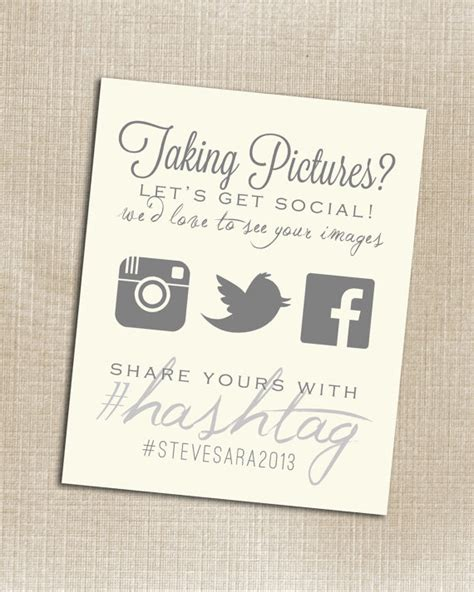 wedding hashtag instagram unavailable listing on etsy