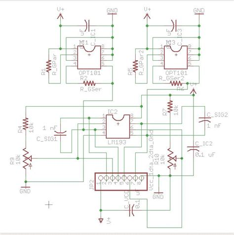 photodiode in proteus photodiode in eagle 28 images how does a diode and led work eagle sensor tidak terkena