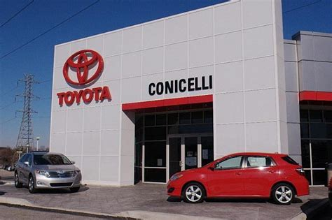 concelli toyota conicelli toyota of springfield toyota service center