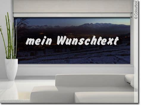 Glas Aufkleber Gestalten by Glastattoo Mit Wunschtext Aufkleber Selbst Gestalten