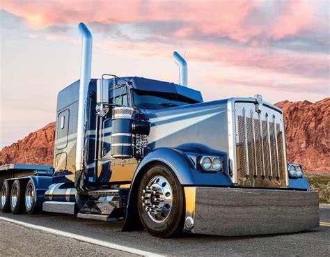 kenworth calendar kings of the road rigs biggest truck and semi trucks